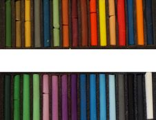 Free Multicolored Crayons Royalty Free Stock Image - 21005576
