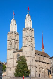 Free Zurich, Switzerland Stock Image - 21005841