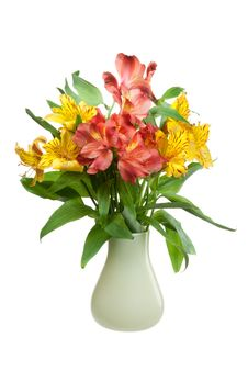Free Bunch Of Flowers Royalty Free Stock Image - 21006006