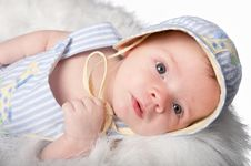 Free Curious Baby Boy Royalty Free Stock Photography - 21008497