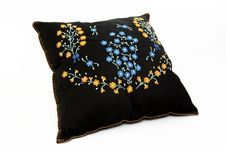 Free Decorative Pillow Royalty Free Stock Photos - 21009528