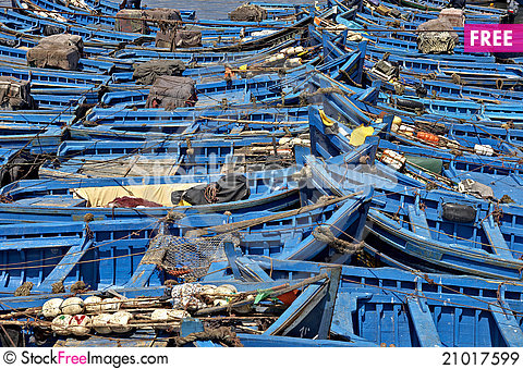 Free Fishing Boats Royalty Free Stock Images - 21017599
