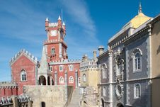 Free Palace In Sintra Royalty Free Stock Photography - 21010247