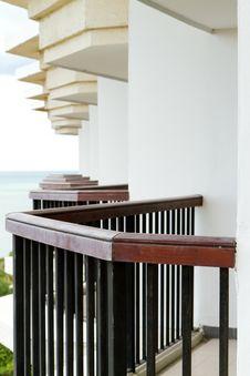 Free Balcony Stock Photography - 21011072
