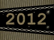 Free New Year 2012 Royalty Free Stock Images - 21011599