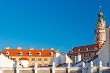 Free Castle In Cesky Krumlov Stock Photos - 21013033