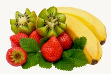Fruit Still-life Royalty Free Stock Images
