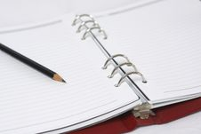 Free Note Book Royalty Free Stock Photos - 21013538