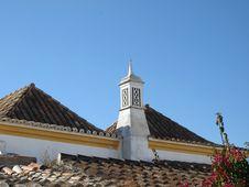 Tavira-Portugal Royalty Free Stock Photography