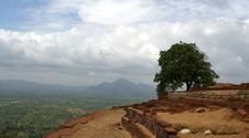Free View From Sigiriya Rock, Sri Lanka Royalty Free Stock Image - 21014786