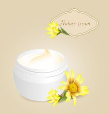 Free Cream Royalty Free Stock Image - 21016676