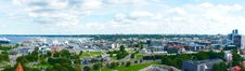 Free Panorama View Of Tallinn Royalty Free Stock Photo - 21017695
