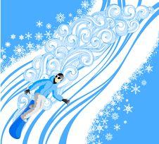 Free Snowboarding Stock Photos - 21018893