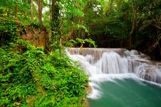 Free Waterfall Royalty Free Stock Photography - 21020117