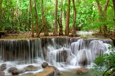 Free Waterfall Royalty Free Stock Images - 21020199