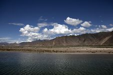 Free Lhasa River Stock Images - 21020364