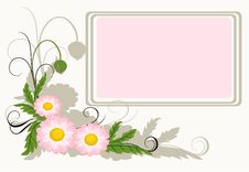Free Floral Background Stock Image - 21021921