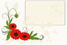 Free Floral Background Stock Image - 21021941