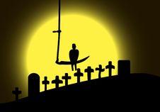 Free Cemetery Royalty Free Stock Photos - 21023258