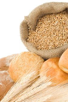 Free Bakery Products And Grain Royalty Free Stock Image - 21023676