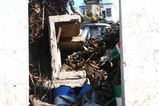 Free Scrap Metal Pile Royalty Free Stock Image - 21025846