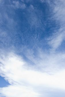 Free Clouds In The Sky Stock Photography - 21025892