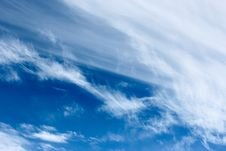 Free White Clouds On A Blue Sky Stock Photo - 21026830