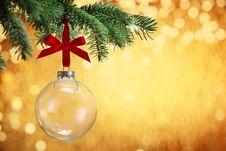 Free Christmas Decoration Stock Image - 21027071