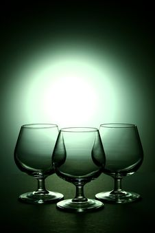 Free Brandy Glass Royalty Free Stock Images - 21029099