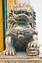 Free Chinese Lion Stock Photography - 21030262