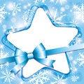 Free Snow Frame Royalty Free Stock Photos - 21030318