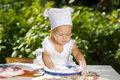 Free Little Cook Royalty Free Stock Images - 21033149