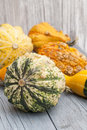 Free Decoration With Pumkins Stock Image - 21036871