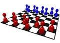 Free Pawn Chess Game Royalty Free Stock Photos - 21037948