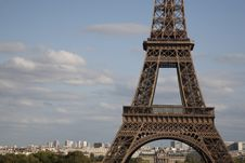 Free Eiffel Tower, Paris Royalty Free Stock Images - 21031129