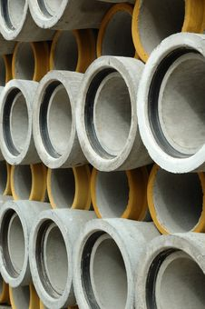 Free Sewer Pipe Stock Photography - 21031402
