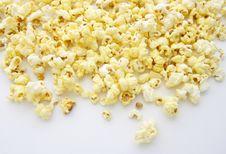 Free Popcorn Stock Photography - 21032182