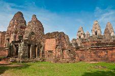 Free Pre Rup Temple, Cambodia Stock Image - 21032451