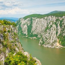 Free Danube Gorges Royalty Free Stock Photos - 21032938