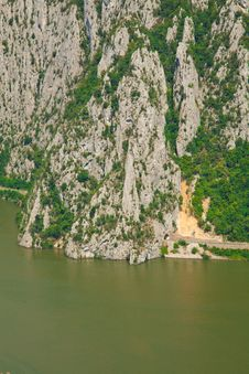 Free Danube Gorges Royalty Free Stock Photography - 21032967