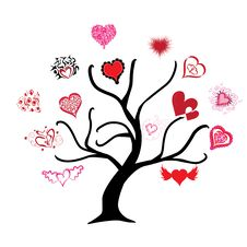 Free Love Tree Stock Photos - 21033323