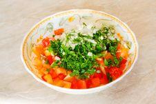Free Salad Royalty Free Stock Photography - 21033847