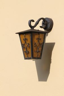 Free Old Lamp Stock Photo - 21034090