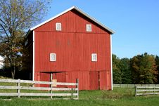 Free Country Barn Stock Photo - 21034990