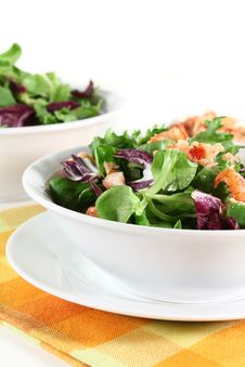 Free Mixed Salad Stock Photos - 21037153