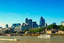 Free City Of London Stock Image - 21037871