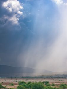 Free Stormy Weather Royalty Free Stock Photos - 21038138