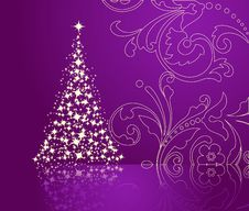Free Christmas Background Royalty Free Stock Photo - 21039275