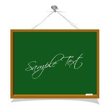 Free Blackboard Royalty Free Stock Photo - 21039395