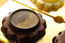 Free Ice Cream Mooncake Royalty Free Stock Images - 21039409